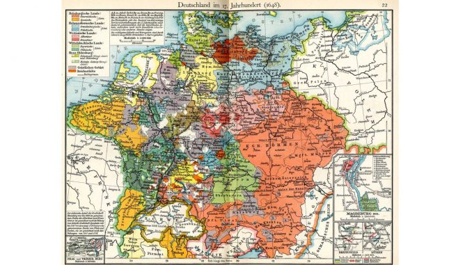 Deutschland 1648