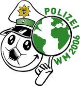 Polizei Fußball-WM 2006