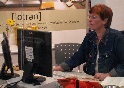 Gläserner Übersetzer
