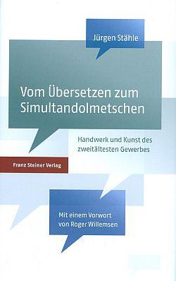 Buch von Jürgen Stähle