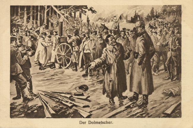 Dolmetscher im Ersten Weltkrieg