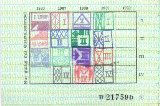 Putin, Stasi-Ausweis, Seite 3