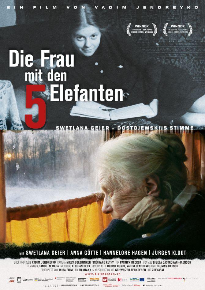 Filmplakat Swetlana Geier