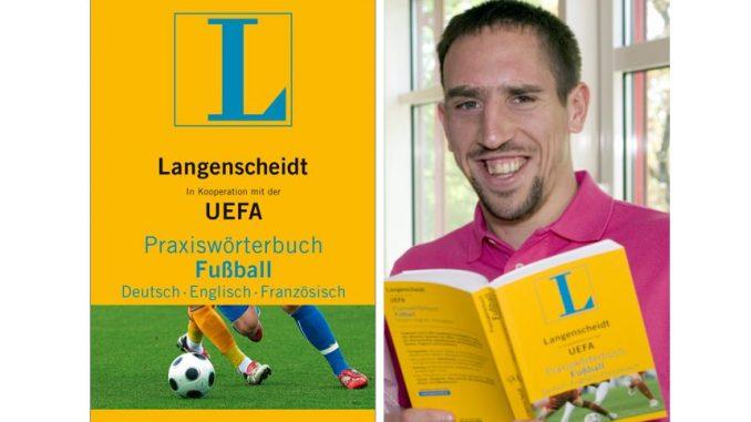 Langenscheidt Praxiswörterbuch Fußball