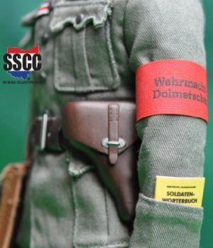 Figur Wehrmachtsdolmetscher