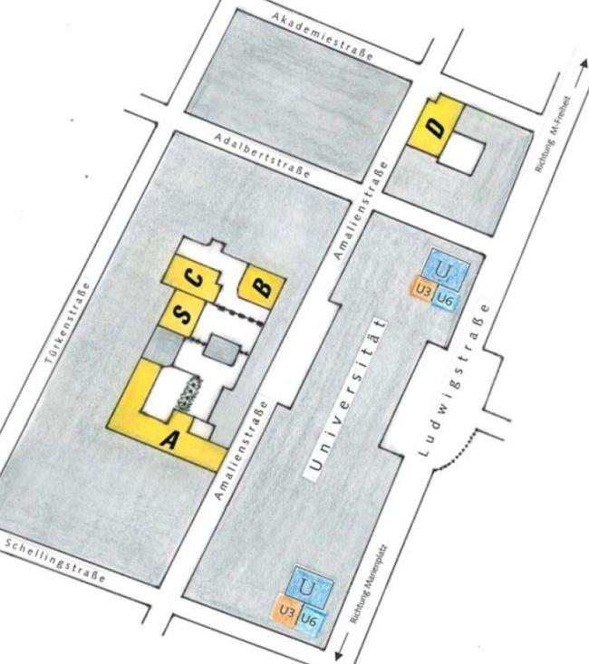 Standort Amalienstraße