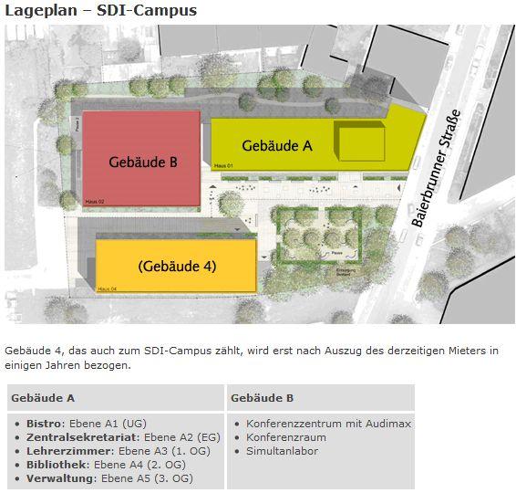 Standort Baierbrunner Straße