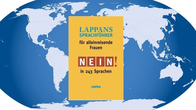 Lappans Sprachführer für alleinreisende Frauen
