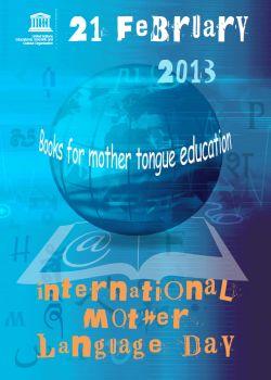 UNESCO Tag der Muttersprache 2013