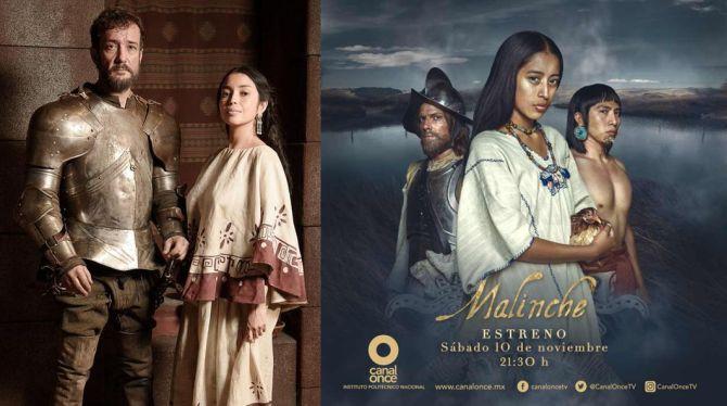 Malinche-Verfilmungen