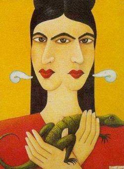Malinche-Gemälde