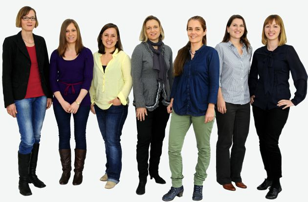 Peschel-Team 2013