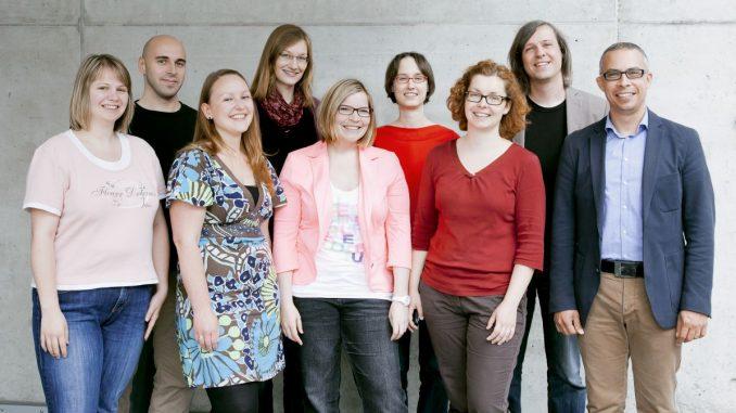 Sprachenfabrik-Team 2013