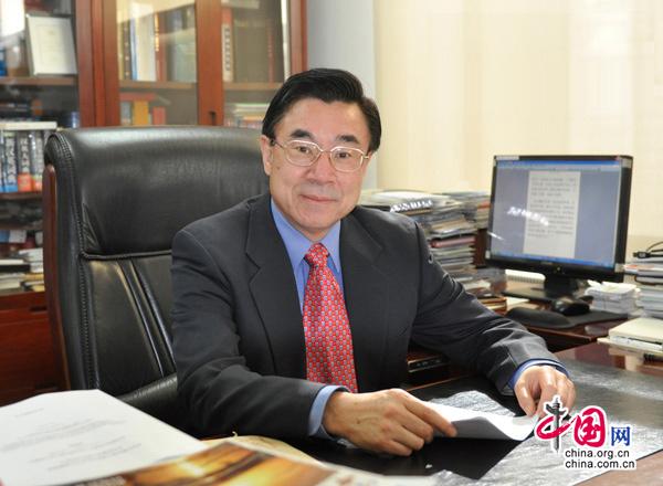 CIPG-Vizepräsident Huang Youyi
