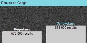 Negerkuss, Schokokuss