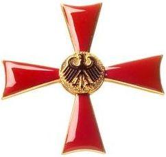 Bundesverdienstkreuz 1. Klasse