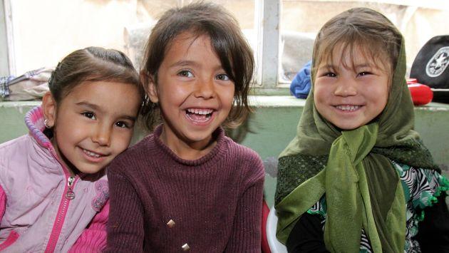 Kindergarten Afghanistan