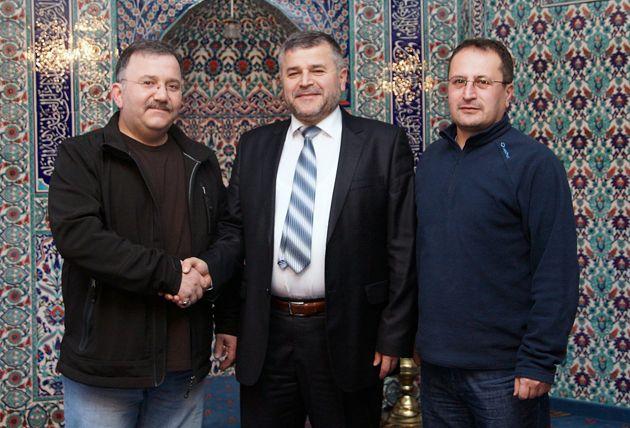 Mustafa Öztürk, Imam Ali Kurttekin, Yavuz Aktas