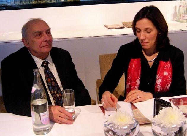 Claude Chabrol, Caroline Elias