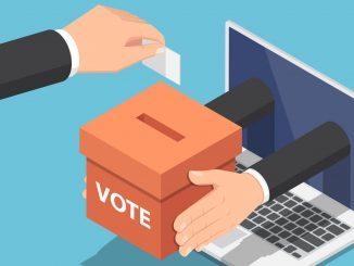 Online-Abstimmung