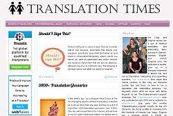 Translation Times