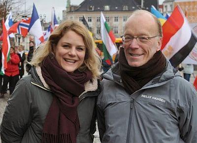 Per Lindegaard Hjorth, Johanne Schmidt-Nielsen