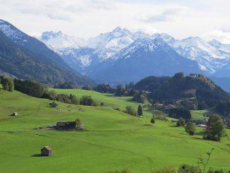 Oberallgäuer Landschaft