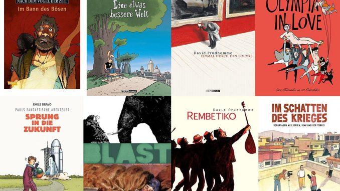 Diese und viele weitere Titel wurden von Ulrich Pröfrock übersetzt. (Bild: UEPO.de)