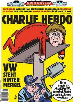 Charlie Hebdo, deutsche Erstausgabe