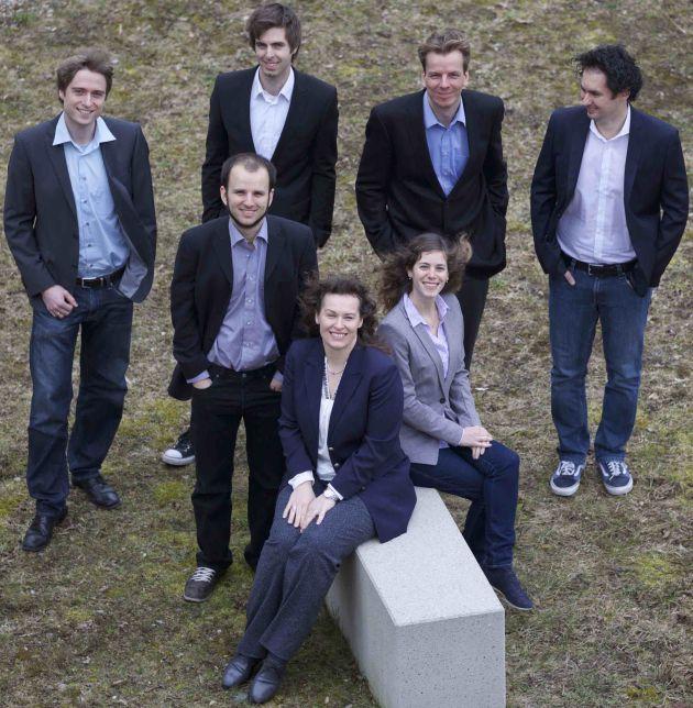 Audeering-Team