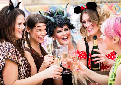 Frauen im Karneval