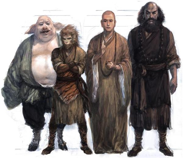 Hauptfiguren