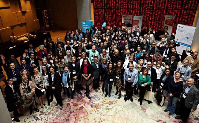 Gruppenfoto EUATC-Konferenz