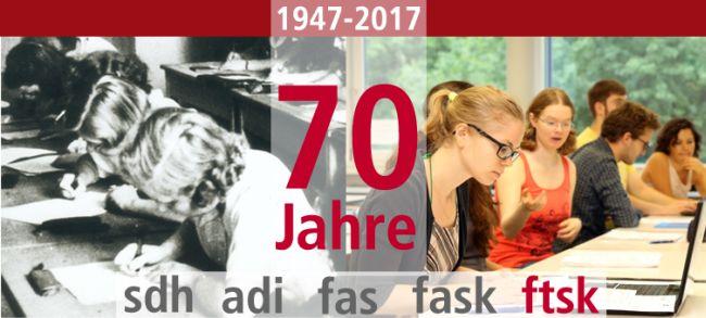 FTSK Germersheim 70 Jahre