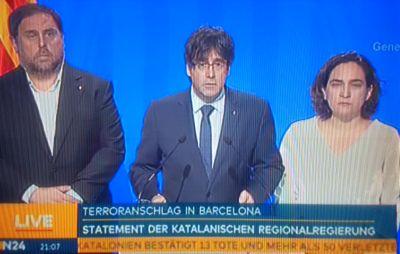 Katalanischer Präsident