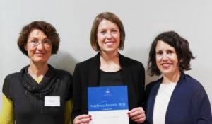 Aude-Valérie Monfort, Annika Schlesiger, Sarah King
