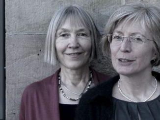 Gabriele Leupold und Martina Kempter