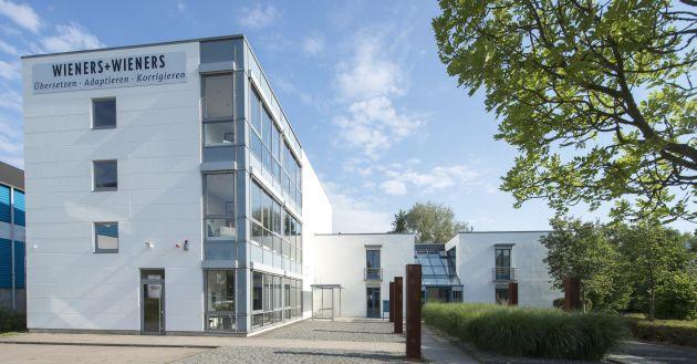 Firmensitz Wieners+Wieners