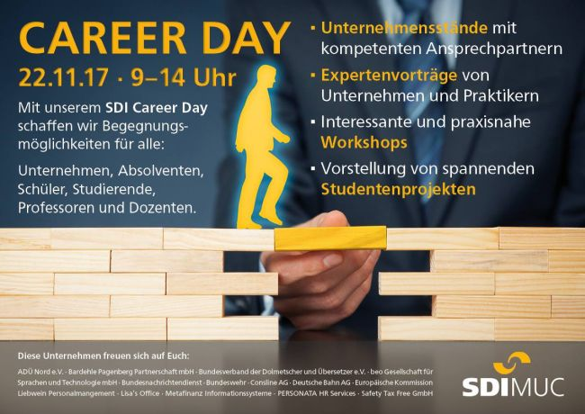 SDI Career Day