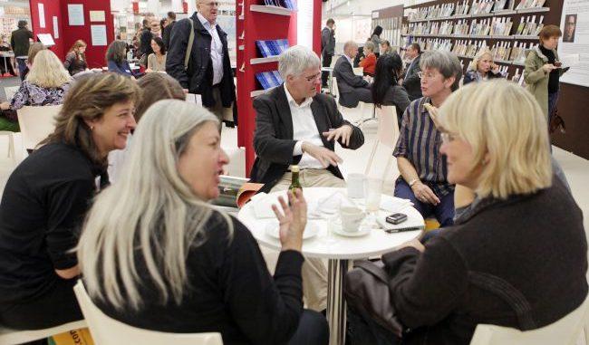 Übersetzer-Zentrum Frankfurter Buchmesse 2009