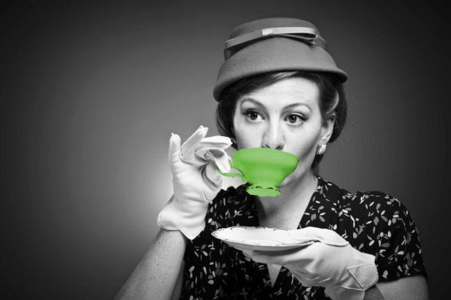 Teatime mit Across