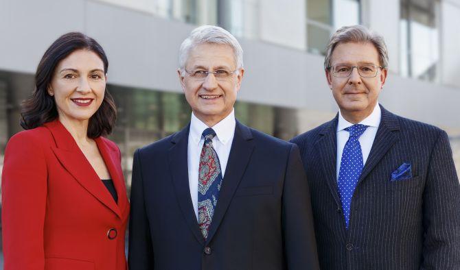 Geschäftsführung Robert-Bosch-Stiftung