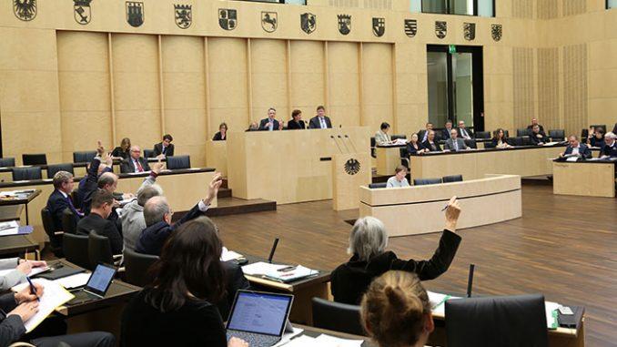 Plenarsaal Deutscher Bundesrat