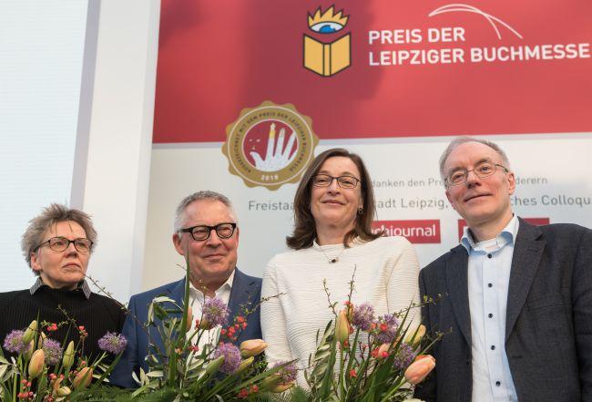 Preisträger Leipziger Buchmesse