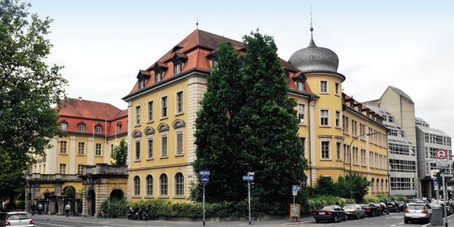 Gebäude der FHWS