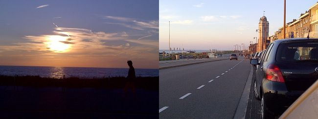 Strandpromenade Katwijk