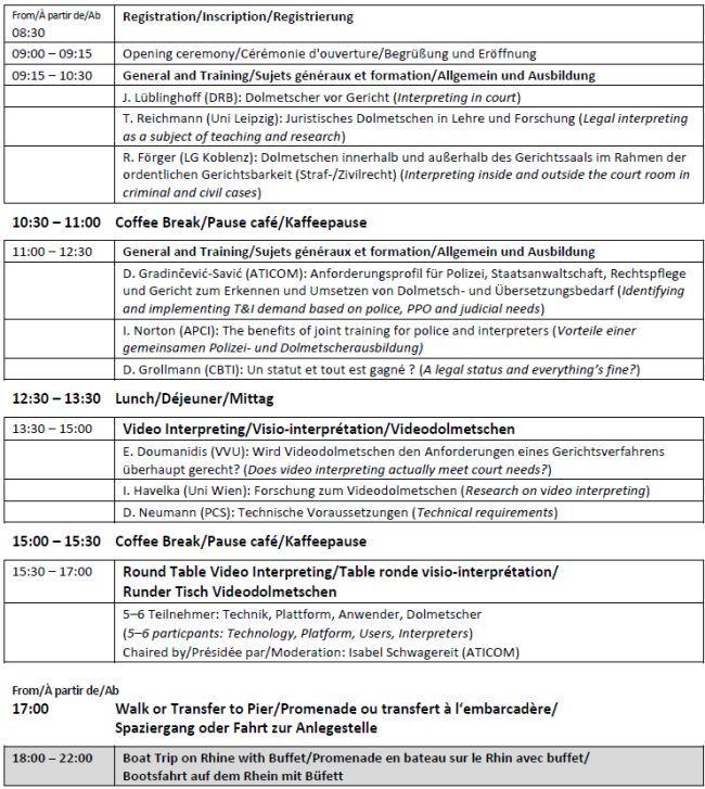 FIT-ILF-Programm Freitag