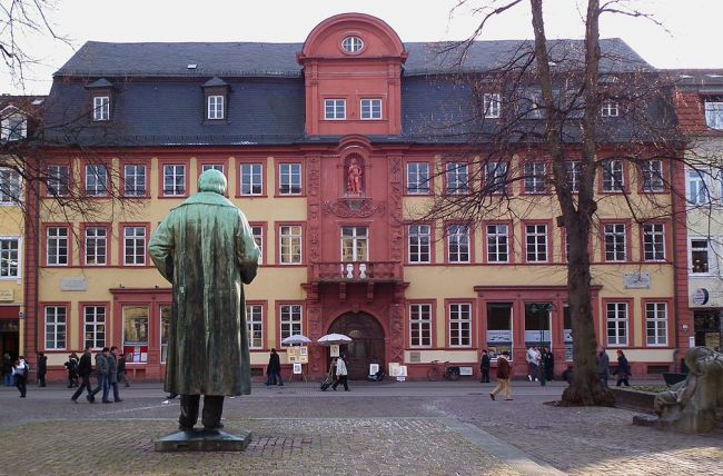 """""""Haus zum Riesen"""" in Heidelberg"""