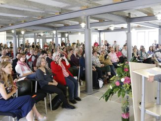 Eröffnung Wolfenbütteler Gespräch 2018
