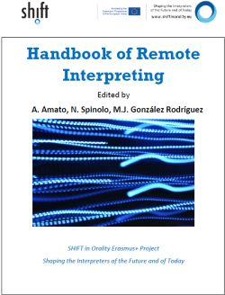 Handbook of Remote Interpreting